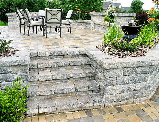 Want To Revive Your Backyard Know How Concrete Retaining Walls Help