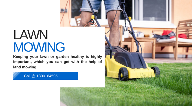 How is Lawn Mowing Beneficial for Your Lawn's Health?